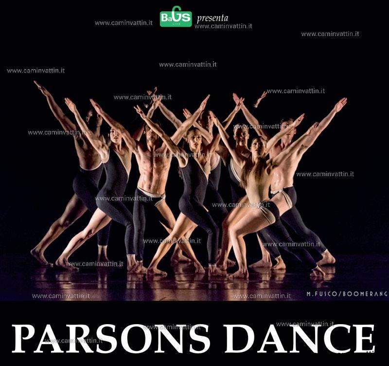 parsons dance teatro team