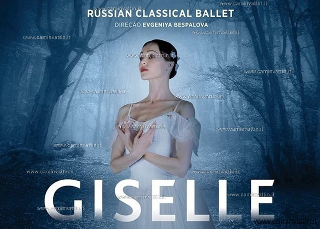 Classical Russian Ballet GISELLE