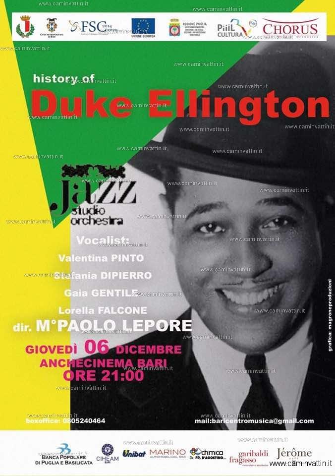 HISTORY OF DUKE ELLINGTON Ladies in Jazz