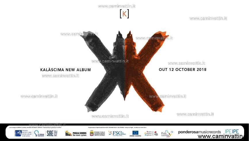 I Kalascima presentano il nuovo album K alla Feltrinelli di Bari
