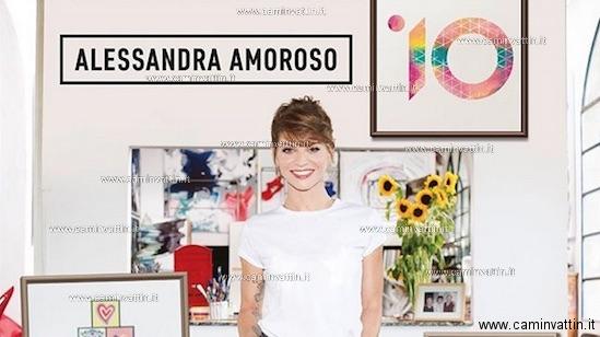 alessandra amoroso 10 tour 2019