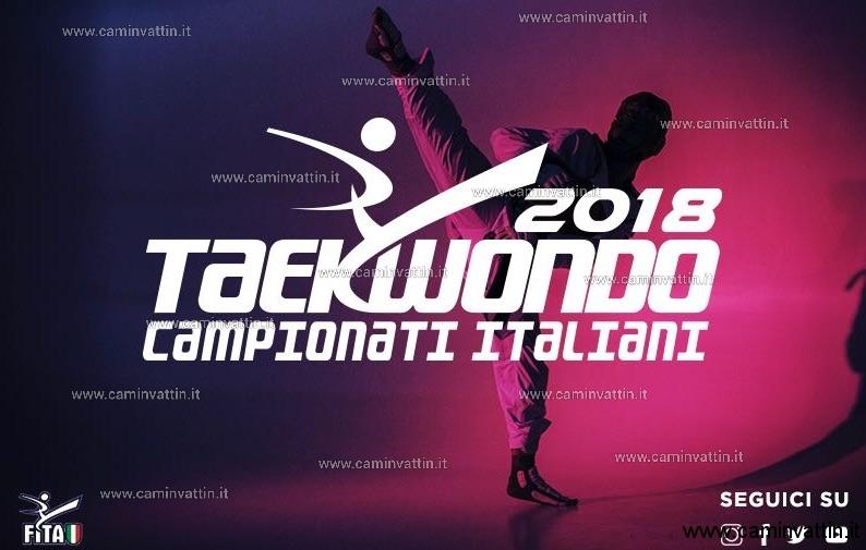 campionati italiani taekwondo 2018 palaflorio bari