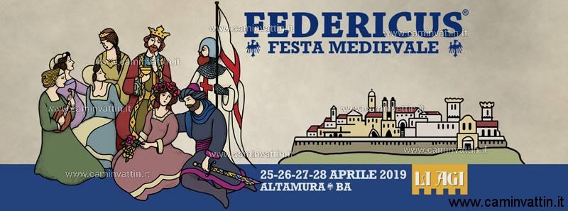 federicus 2019 festa medievale altamura