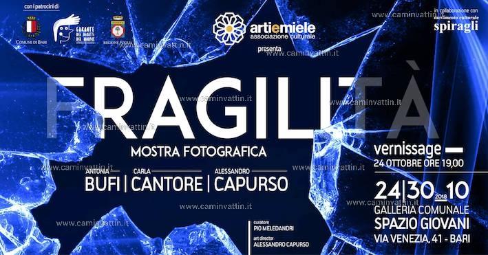 fragilita mostra fotografica