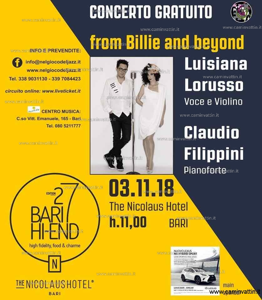 from billie and beyond bari hi end