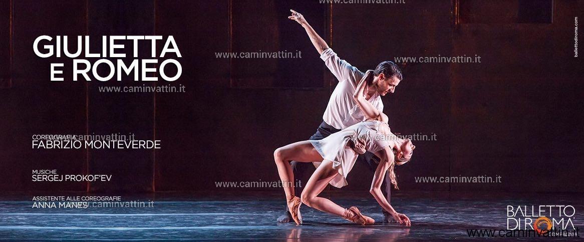 giulietta e romeo compagnia balletto di roma