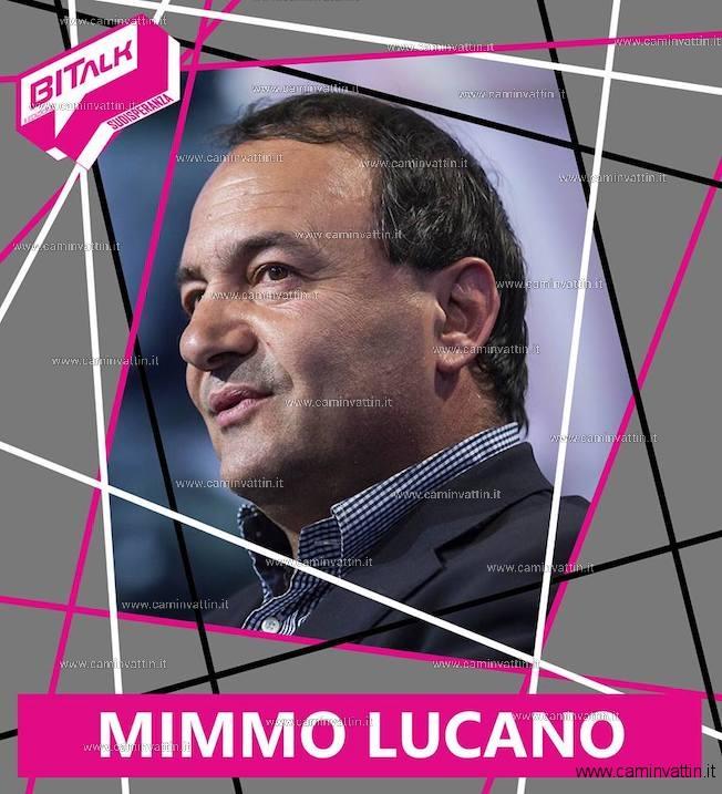 mimmo lucano bitonto bitalk 2018