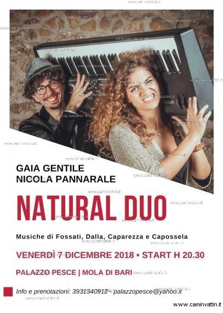 natural duo gaia gentile nicola pannarale