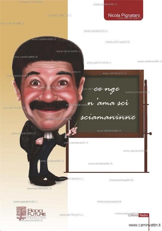 nicola pignataro presenta libro ce nge n ama sci sciamaninne
