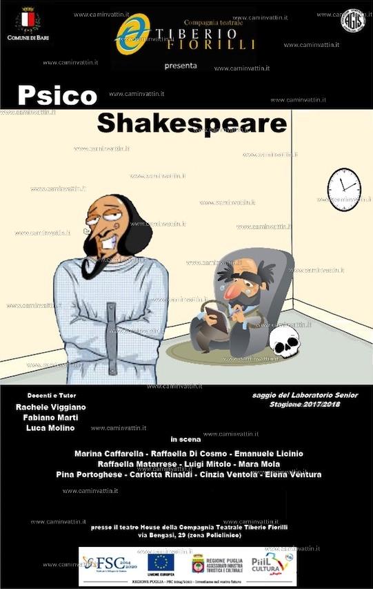 psico shakespeare fabiano marti