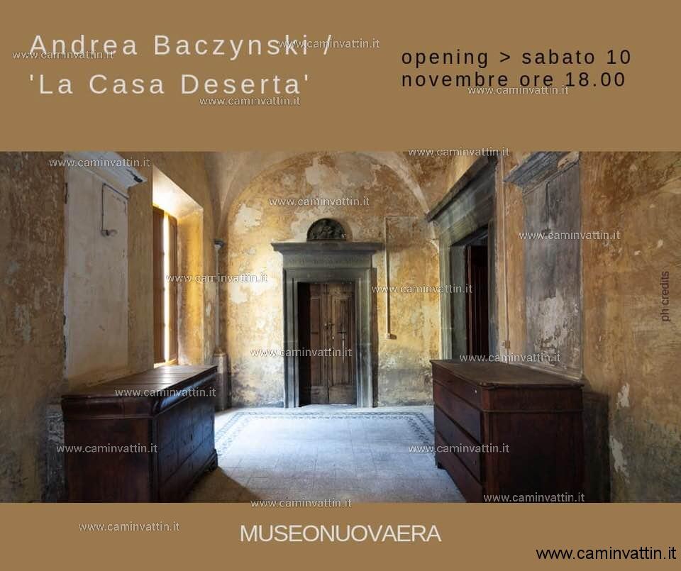 Andrea Baczynski La Casa Deserta