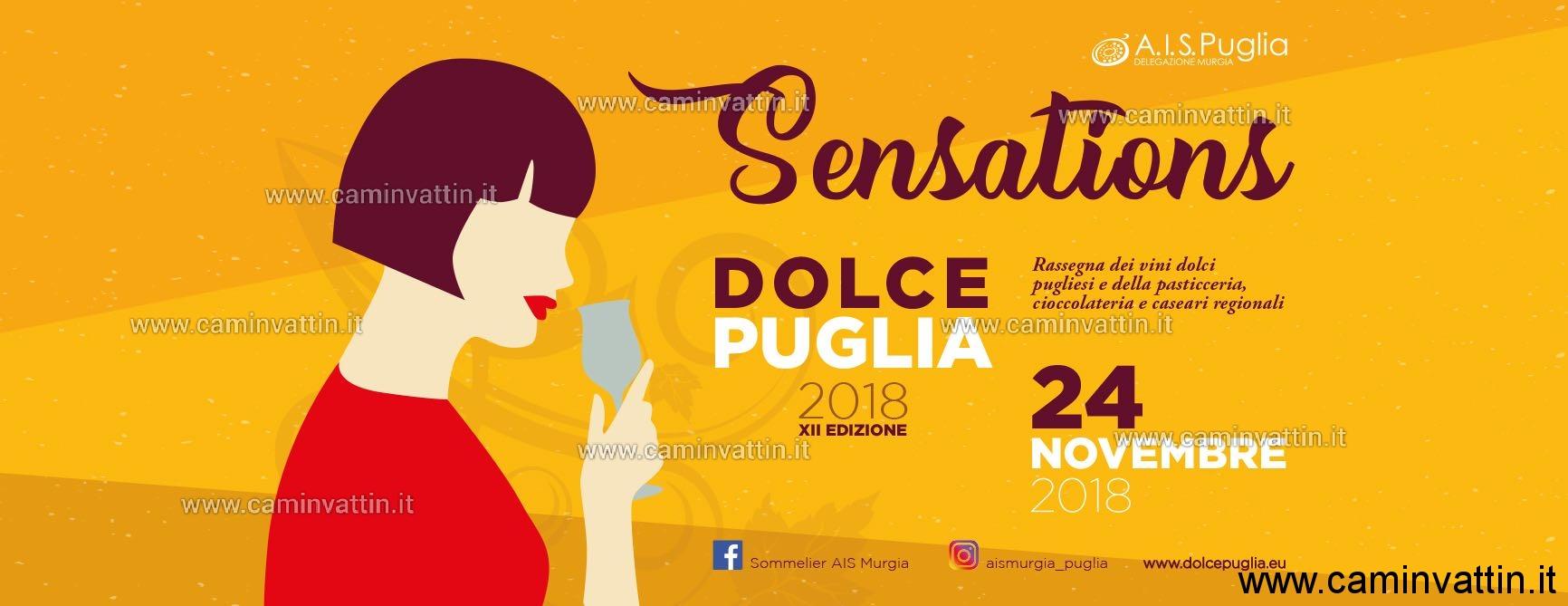 DOLCE Puglia 2018 Sensations