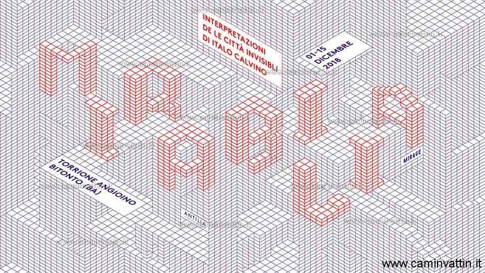 MIRABILIA Interpretazioni de Le Citta Invisibili di Italo Calvino