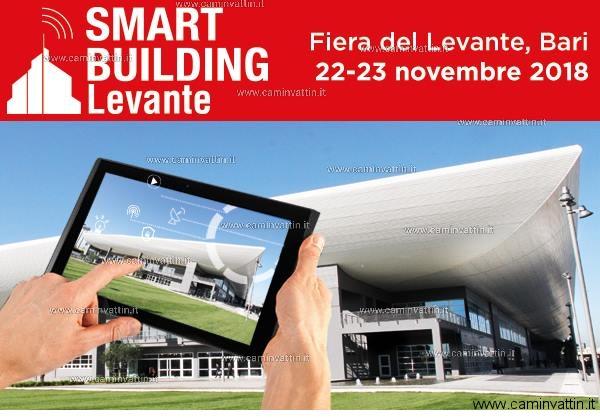 Smart Building Levante 2018 bari
