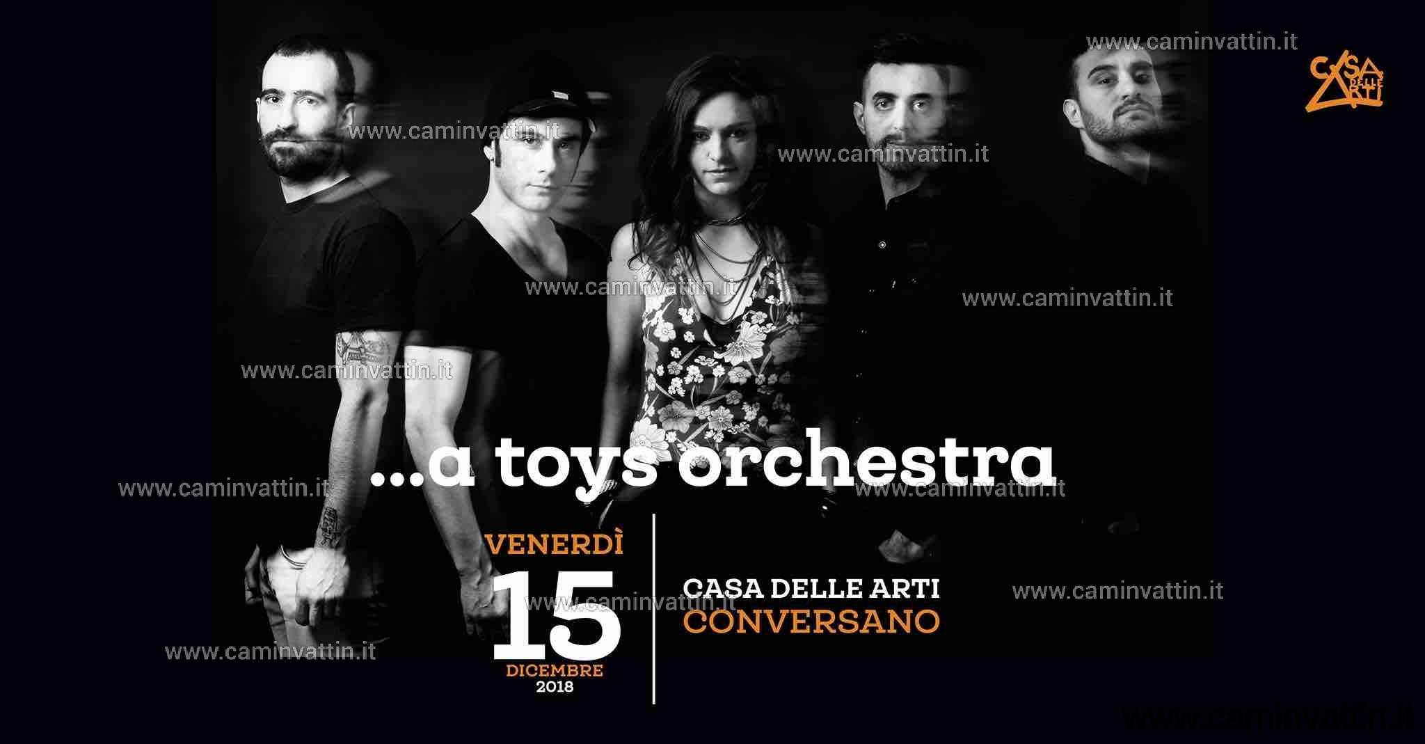 a toys orchestra conversano