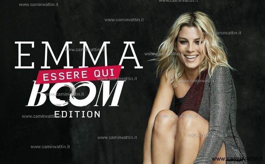 emma marrone feltrinelli village bari instore tour essere qui boom edition