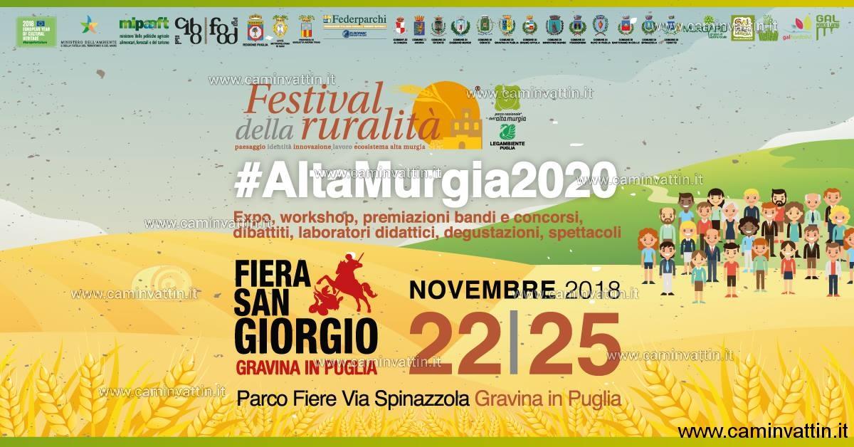 festival della ruralita 2018