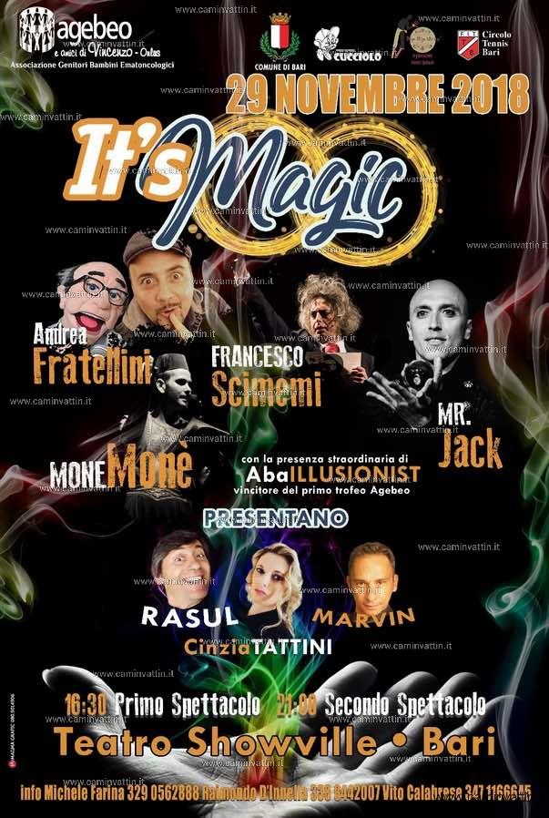 its magic teatro showville