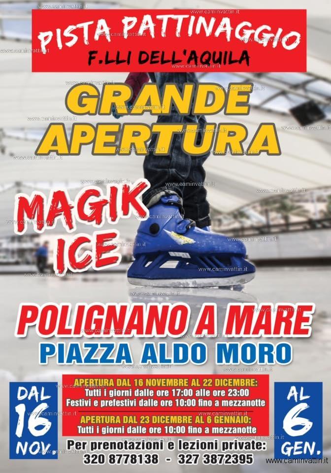 magik ice polignano a mare