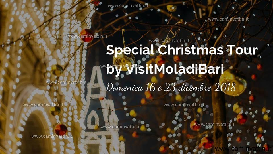 special christmas tour a mola di bari