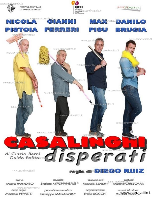 CASALINGHI DISPERATI Diego Ruiz