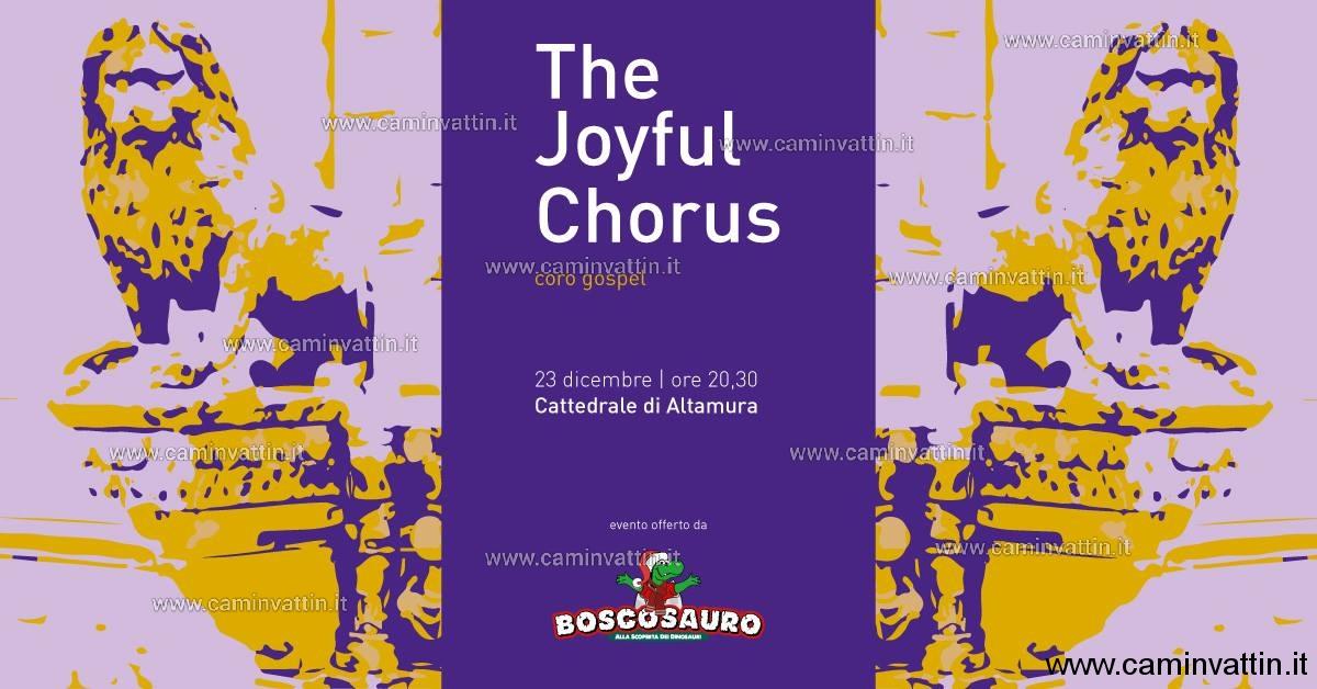 Concerto Gospel nella Cattedrale di Altamura