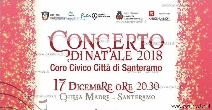 Concerto Di Natale.Concerto Di Natale 2018 Con Il Coro Civico Citta Di