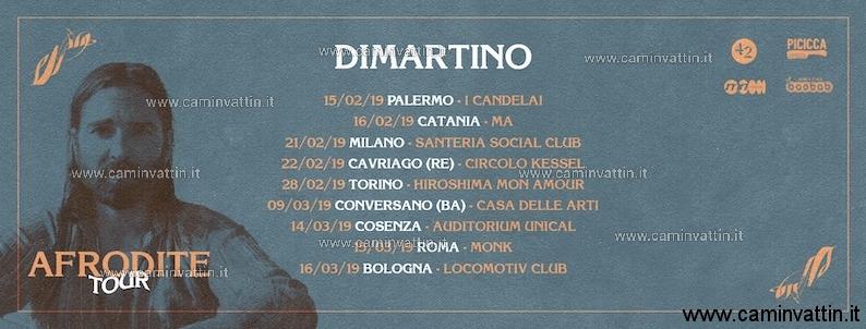 DIMARTINO in concerto a Conversano Afrodite Tour