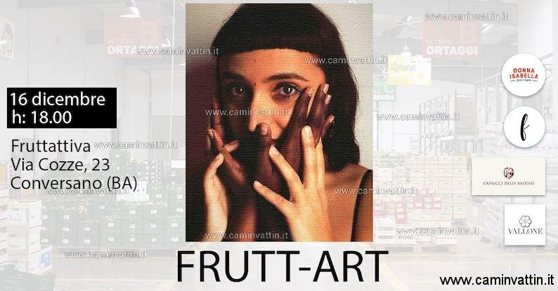 FRUTT ART mostra fotografica