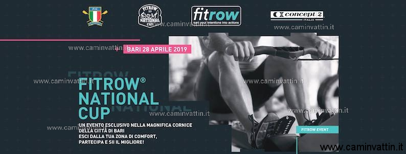 Fitrow National Cup 2019 Bari