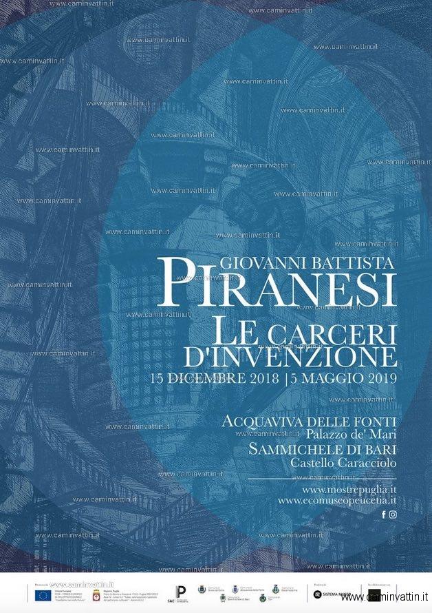 Giovanni Battista Piranesi Le carceri d invenzione mostra