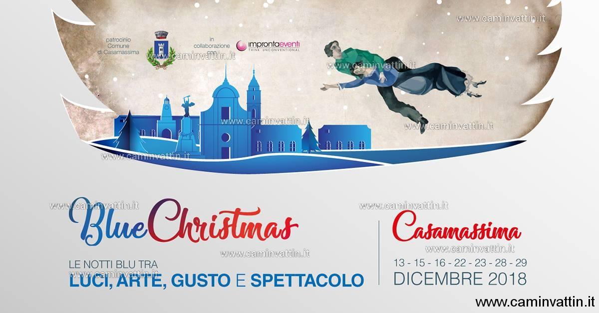 blue christmas casamassima