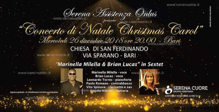 concerto di natale christmas carol