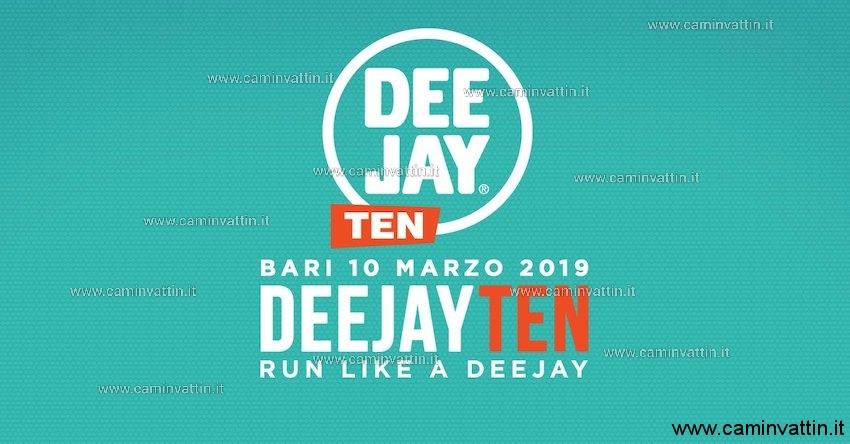 deejay ten bari 2019