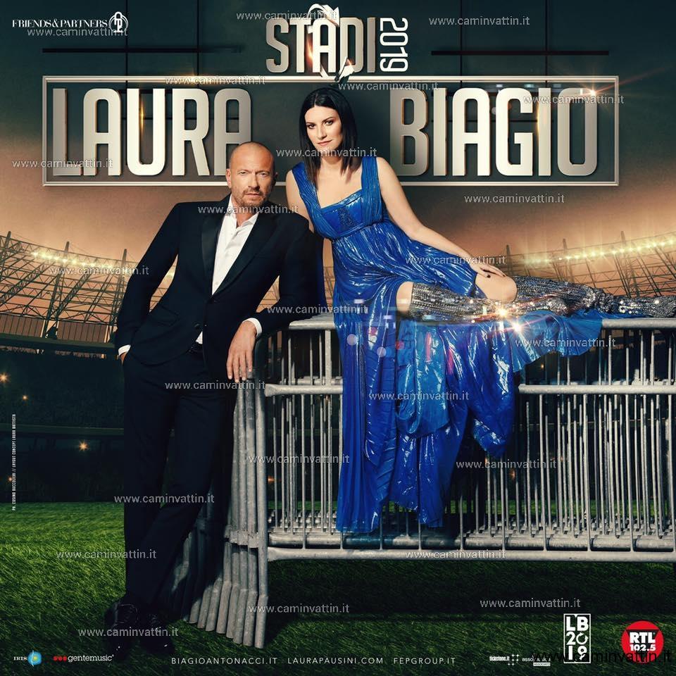 laura pausini biagio antonacci stadi 2019