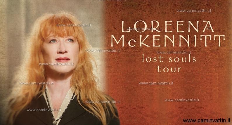 loreena mckennitt lost souls tour 2019 molfetta