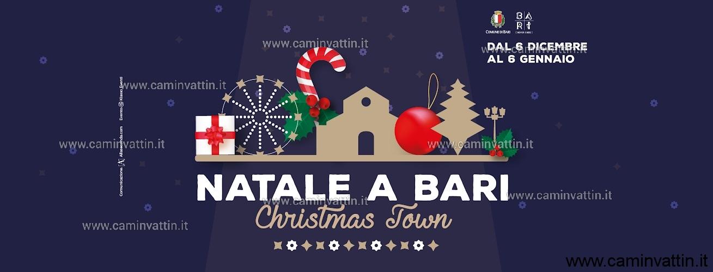 natale a bari christmas town