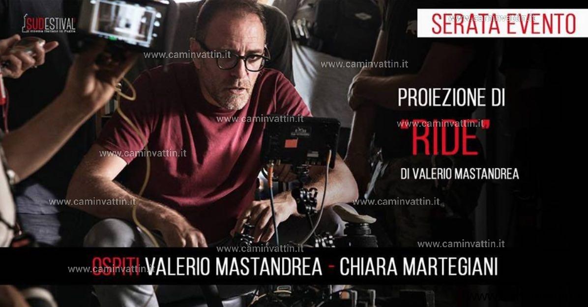Serata evento con Valerio Mastandrea e Chiara Martegiani ospiti del Sudestival