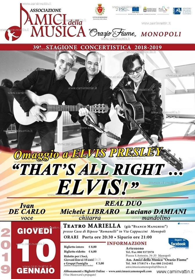 Thats All Right Elvis monopoli