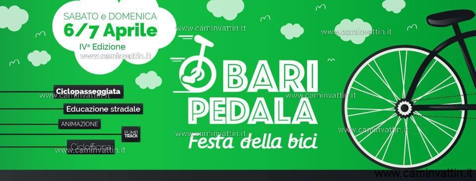 bari pedala 2019 festa della bici