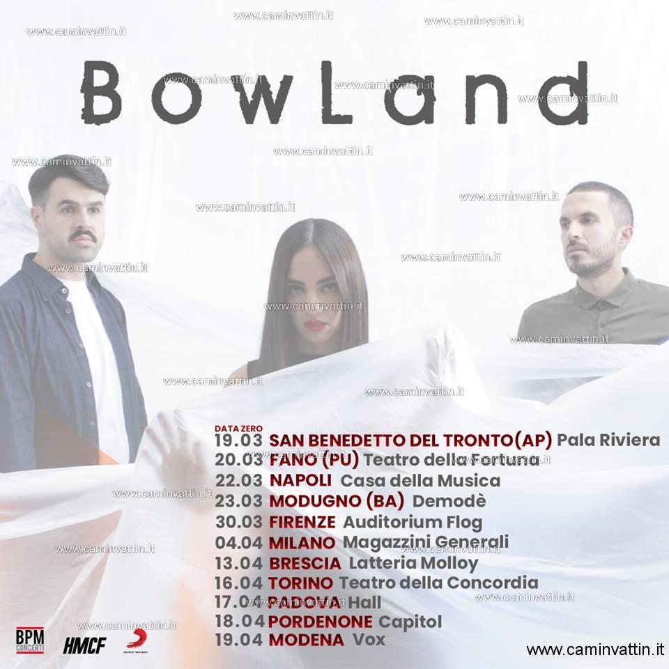 bowland tour 2019