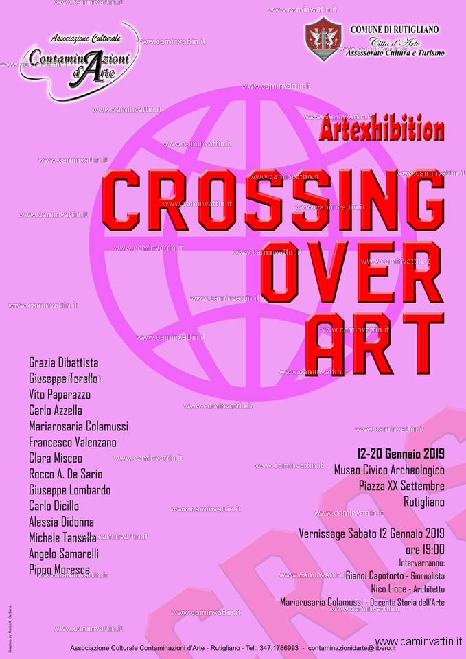 crossing over art rutigliano