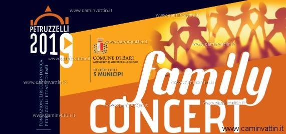 family concert 2019 teatro petruzzelli