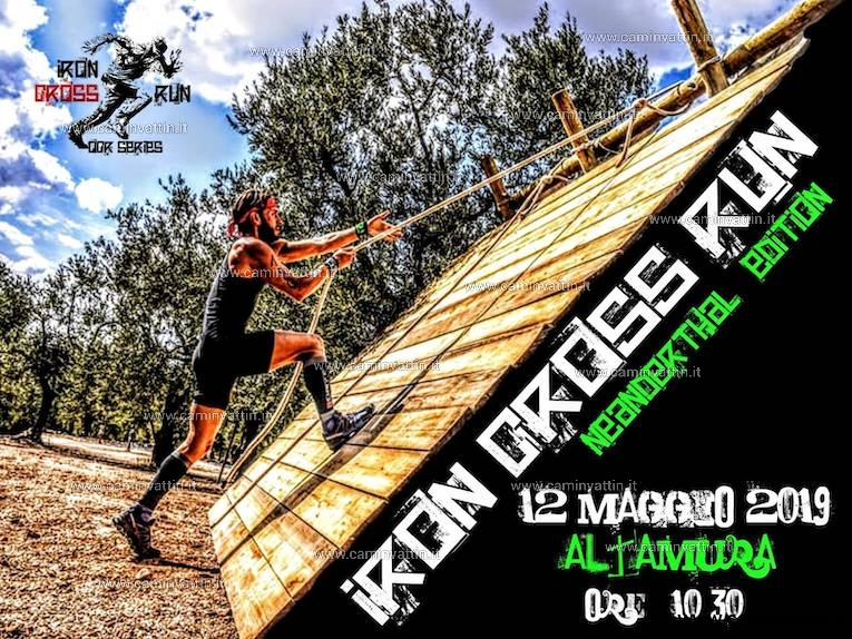 iron cross run 2019 altamura