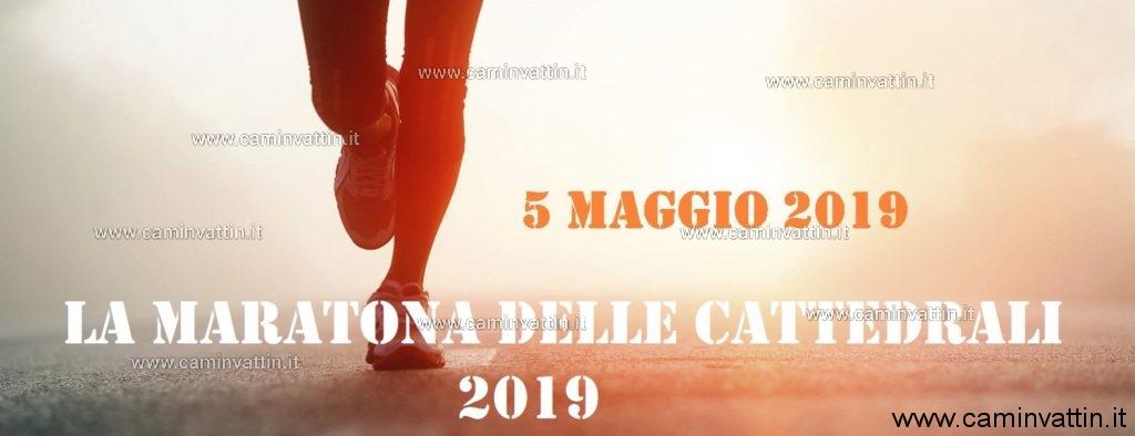 la maratona delle cattedrali 2019
