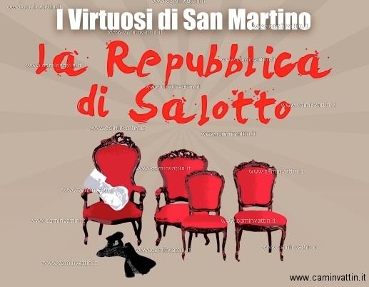la repubblica di salotto i virtuosi di san martino