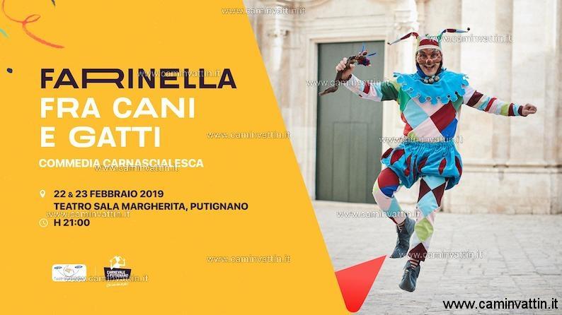 Farinella Fra Cani E Gatti Commedia Carnascialesca Camin Vattin