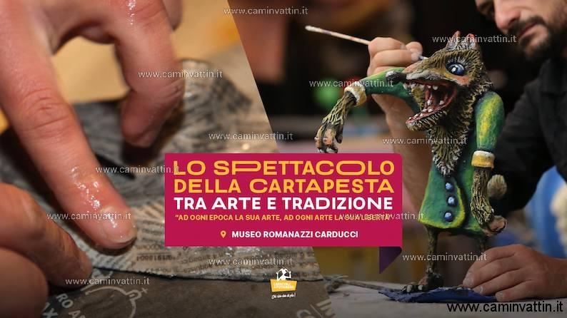 Lo spettacolo della Cartapesta tra arte e tradizione