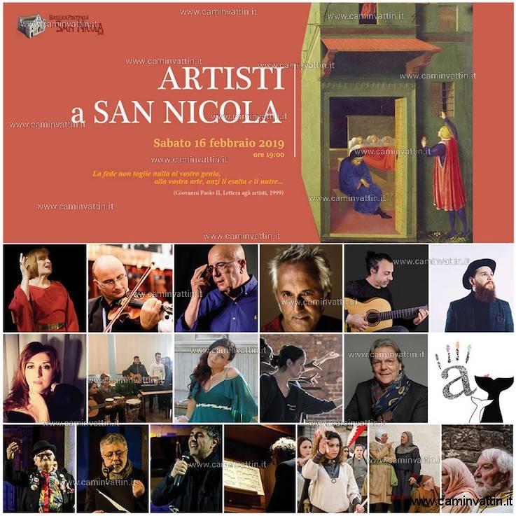 artisti a san nicola 2019