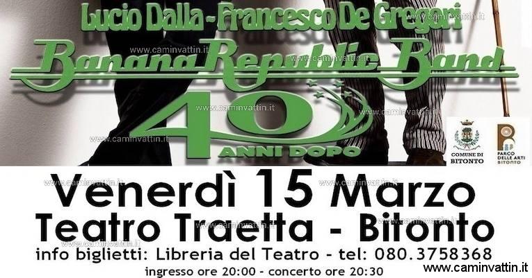 banana republic teatro traetta